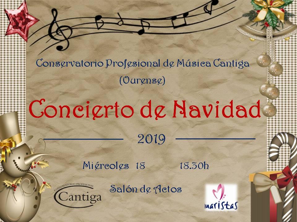 Concierto Navidad Ourense 2019