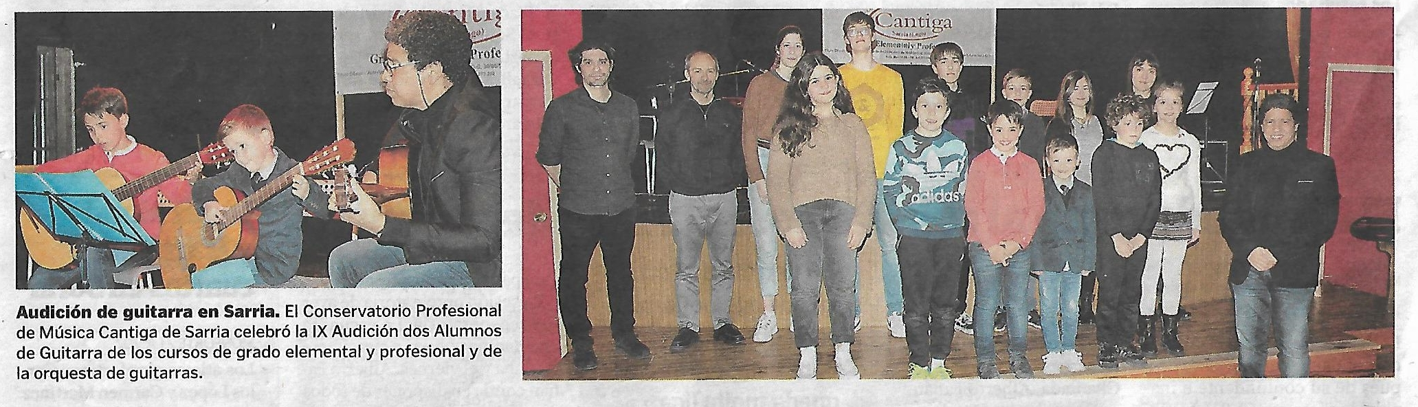 La Voz de Galicia 25-02-2020