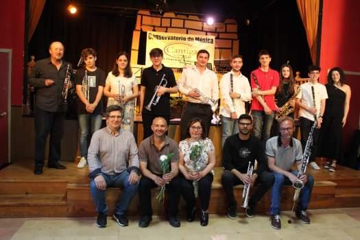 Grupo de Cámara Conservatorio Cantiga